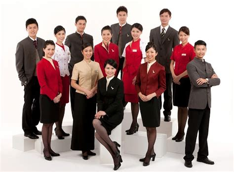 cathay pacific cabin crew flight attendant world