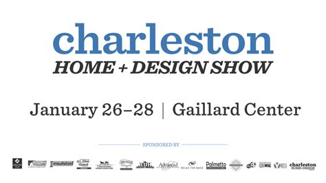 home and design show in charleston sc charleston home design show 2018 charleston home