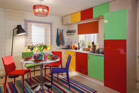 cuisine decoration site de decoration interieur petite cuisine cr 233 ative aux influences modernes