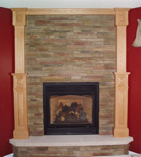 Fireplace Cabinets by Custom Corner Fireplace Kitchen Cabinets Mn