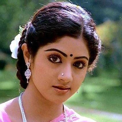 sridevi model photo video tamil and hindi actress sridevi dies of cardiac arrest