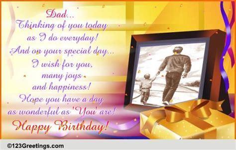 Happy Birthday Dad! Free For Mom & Dad eCards, Greeting
