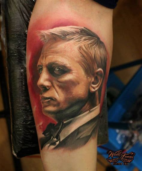james bond tattoo http tattooideas247 007 bond 007
