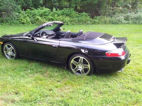 find used 2000 porsche 911 carrera convertible 2 door 3 4l in newburgh new york united states