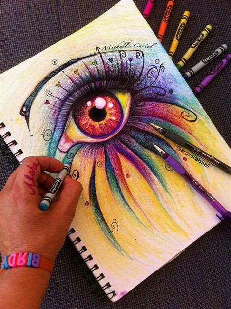 Make Up City Colour the 25 best eye drawings ideas on eye