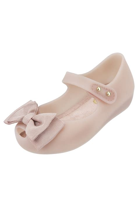 Mini Ribbon Shoes pink mini ultragirl ribbon shoes from
