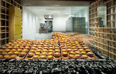 designboom yusuke seki yusuke seki refurbishes cheese tart bakery in kyoto