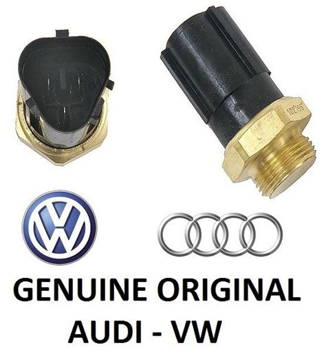 Sensor Radiator Vario Lama Original original genuine temperature radiator fan switch audi a3 vw golf 4 5 polo seat ebay