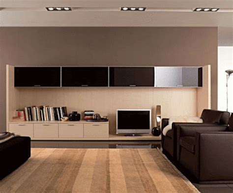 wallpaper paris warna coklat 20 desain interior rumah warna coklat yang mewah part 2