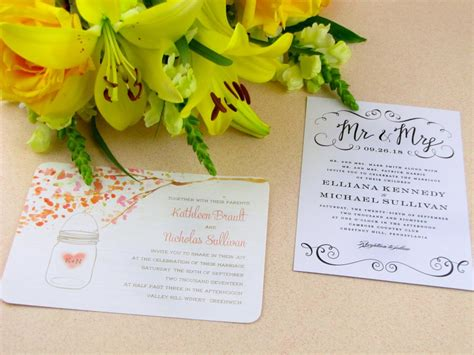 save on wedding invitations with the walmart stationery
