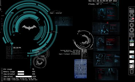 computer themes batman batcomputer wallpaper wallpapersafari