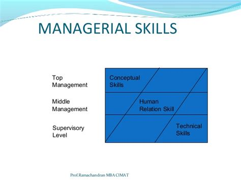 Technical Skills For Mba Students by Management Principles And Practices