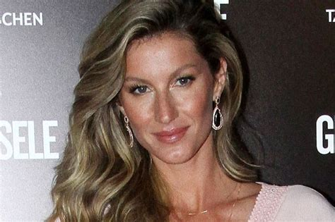 Im Not Says Gisele by Gisele Bundchen Might Be World S Best Paid Model But She