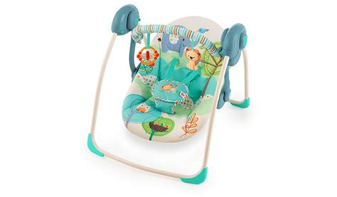 asda baby swing bright starts swing bouncers swings george at asda