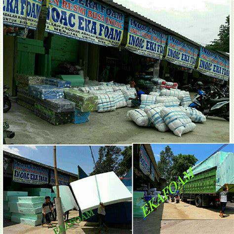 Kasur Busa Pasar Minggu agen resmi kasur busa inoac inoac ekafoam