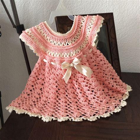 tejido de gancho vestido rosy tejido en gancho f 225 cil y r 225 pido tejiendo