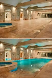indoor pools walk on water hydro floors hide secret swimming pools urbanist