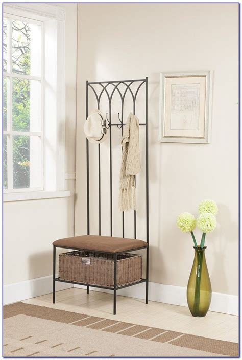 entryway bench with shoe storage and coat rack entryway wall mount coat rack w shoe storage bench in