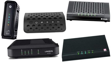 best modem top 5 best cable modems of 2018 heavy