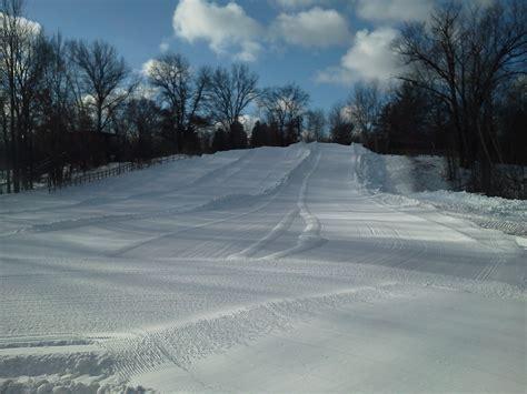 sledding michigan tobogganing sledding midland mi official website