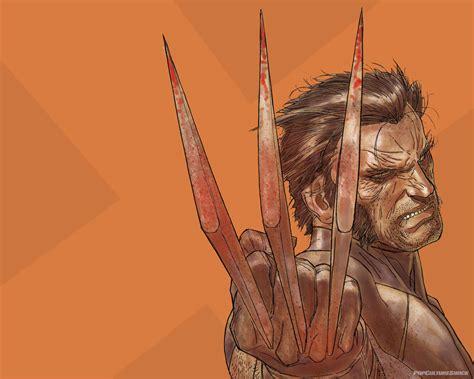 Imagenes De Wolverine Hd | papel de parede wolverine mostrando garras wallpaper para