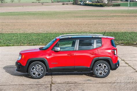 Jeep Renegade News The New Jeep Renegade Fotogal 233 Ria