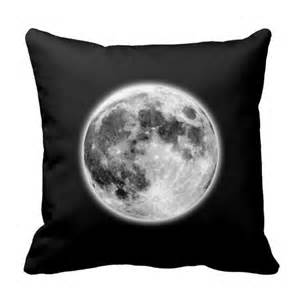 moon pillow zazzle