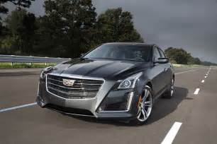 Sporty Cadillac Models 2018 Cadillac Cts The Restyled Sporty Sedan Theautoweek