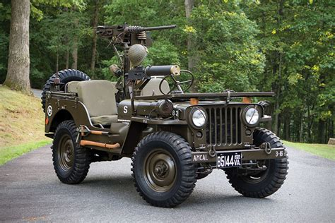 m38 jeep 1951 willys m38 jeep hiconsumption