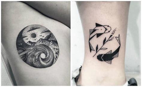 imagenes tatuajes yin yang tatuajes del ying yang 191 sabes lo que significa este