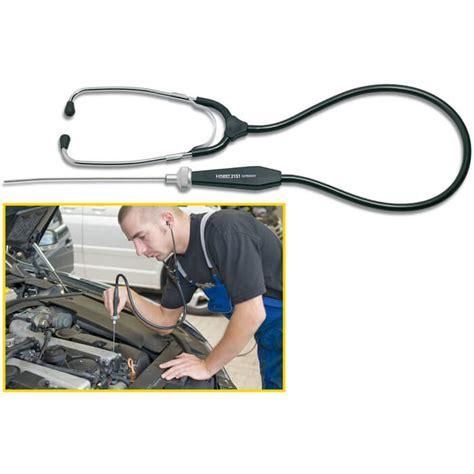auto werkstatt werkzeug hazet 2151 kfz mechaniker stethoskop motor diagnose test