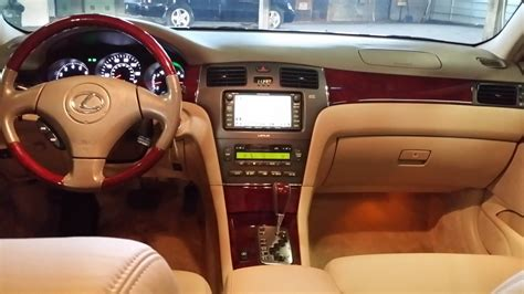 2004 lexus es330 interior 2004 lexus es 330 pictures cargurus