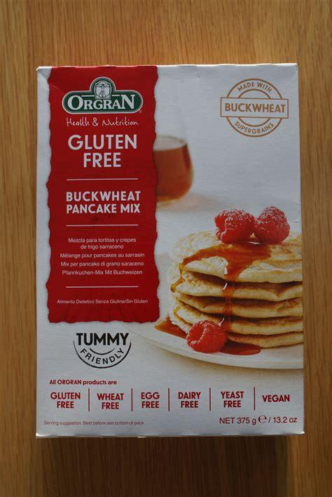 Orgran Buckwheat Pancake Mix orgran buckwheat pancake mix 375g fettle foods
