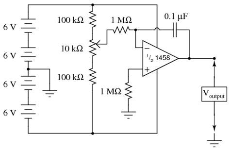 integrator circuit design tutorial integrator circuit design tutorial 28 images difference between integrator vs differentiator