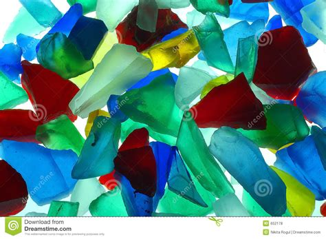 Glass Pieces colored glass pieces royalty free stock photos image 652178