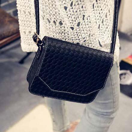 Tas Cantik Import Tf 338 sling bag cantik impor black toko wanita