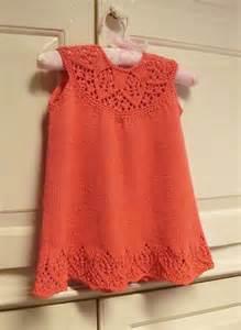 Galerry lace dress knit pattern