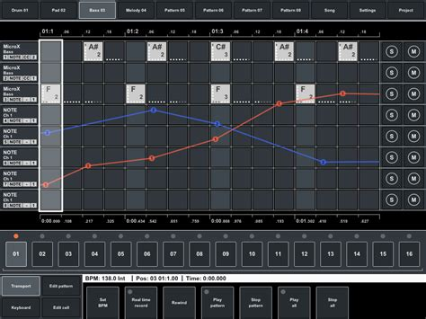 drum pattern sequencer drumbot midi pattern sequencer february 2013