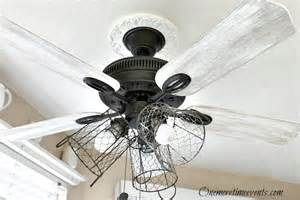 hometalk 8 budget ceiling fan makeovers