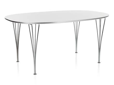 fritz hansen dining table fritz hansen table series elliptical dining table