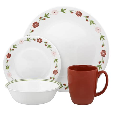 Cottage Dinnerware Sets by Livingware Country Cottage 16 Dinnerware Set