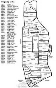 Manhattan Zip Code Map by Nyc Zipcode Map Images Frompo