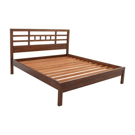 room and board bed frame 75 off room board room board king platform bed
