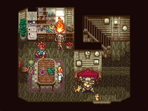 Chrono Trigger (Japan) ROM Emuparadise Ps2 Emulator