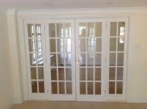 Glass Panel Door Picture Frame White 15 Glass Panel Doors Frame 2 4m Wide X 2m For The Home