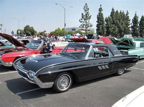 1961 Ford Thunderbird Values   Hagerty Valuation Tool®