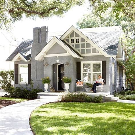 pictures of painted houses exteriors