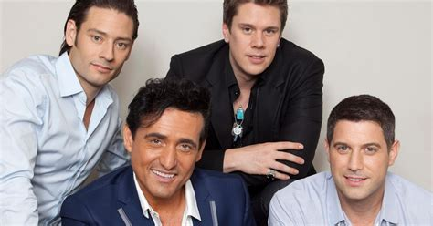 il divo news simon cowell encouraged his opera il divo to