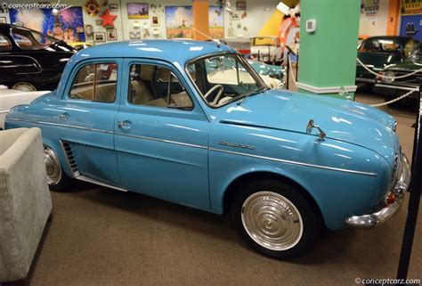 renault dauphine auction results and data for 1960 renault dauphine