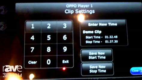 ise  bitwise controls shows home theater control